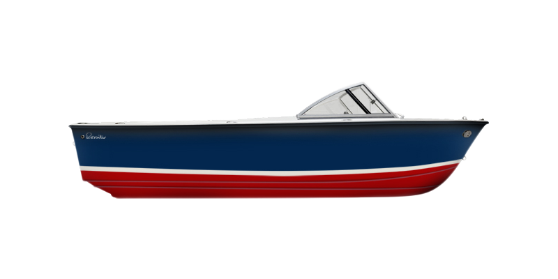 R17 Runabout Side Profile