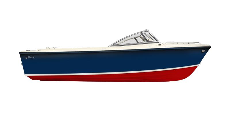 R20 Coastal Cruiser Side Profile